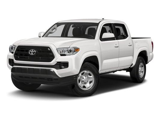 2016 Toyota Tacoma Sr5 V6 >> 2016 Toyota Tacoma Sr5 V 6 4x4 V6