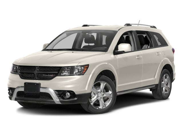 Used 2017 Dodge Journey Crossroad Plus for Sale
