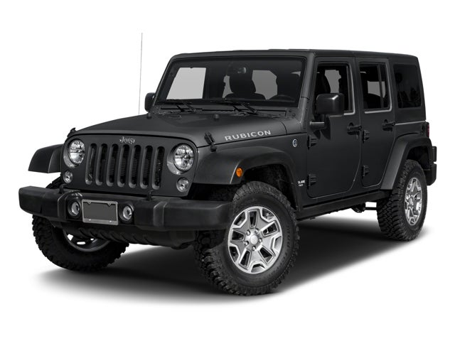 Used 2017 Jeep Wrangler Unlimited Rubicon for Sale