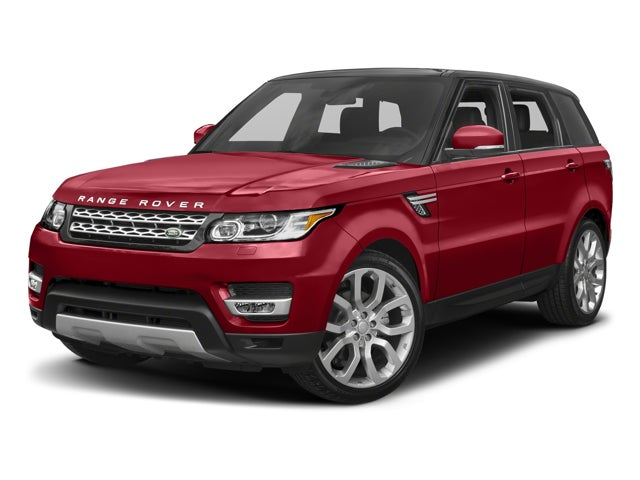 Used 2017 Land Rover Range Rover Sport Autobiography for Sale ...