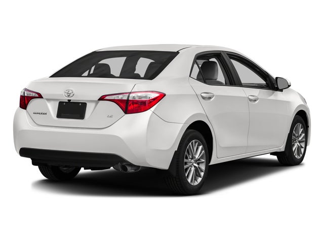 Used 2016 Toyota Corolla Le 1 Owner Clean Carfax For Sale Southern
