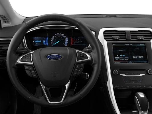 2016 Ford Fusion Se Free Lifetime Warranty In Royal Palm Beach Fl