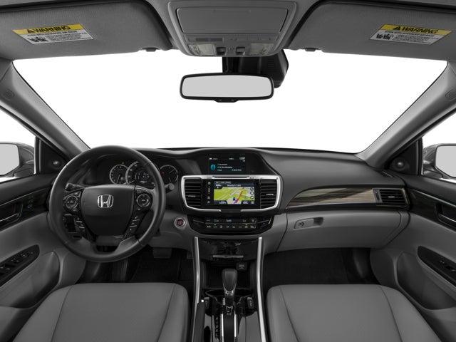 Used 2016 Honda Accord Sedan EX L w Honda Sensing for Sale