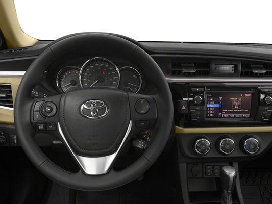 2016 Toyota Corolla Le 4dr Sedan In Royal Palm Beach Fl Southern 441