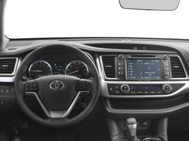 2017 Toyota Highlander Xle For Southern 441