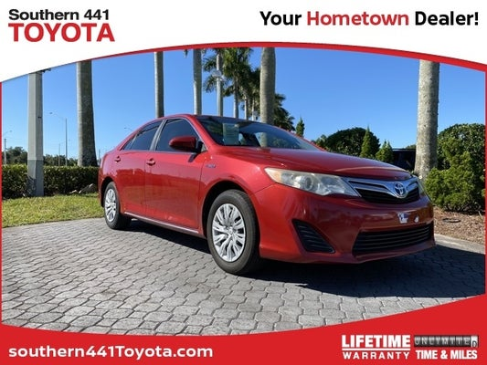 2017 Toyota Camry Hybrid Le Includes Lifetime Warranty In Royal Palm Beach Fl