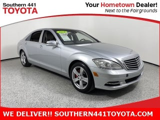 Used Mercedes Benz S Class Royal Palm Beach Fl