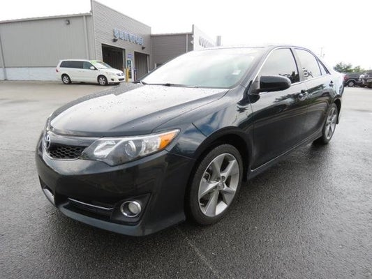 2013 Toyota Camry For Sale >> 2013 Toyota Camry Se