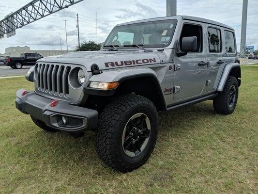 2019 Jeep Wrangler Unlimited Rubicon 4x4