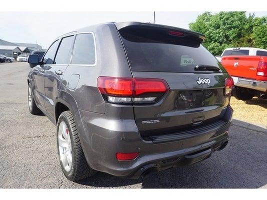2015 Jeep Grand Cherokee >> 2015 Jeep Grand Cherokee Srt